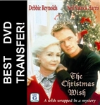 The Christmas Wish DVD 1998