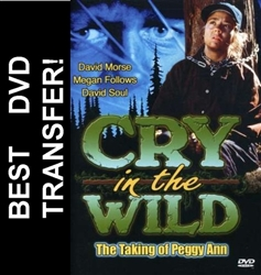 Cry In The Wild Taking Of Peggy Ann DVD 1991