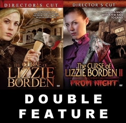 The Curse Of Lizzie Borden 1 & 2 DVD
