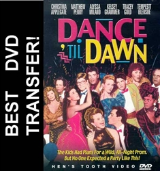Dance Til Dawn DVD 1988