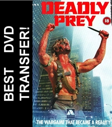 Deadly Prey DVD 1987