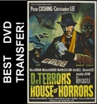 Dr. Terrors House Of Horrors DVD 1965