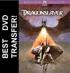 Dragon Slayer Dragonslayer DVD 1981 Peter MacNicol