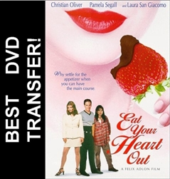 Eat Your Heart Out DVD 1997 1999