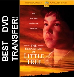 The Education Of Little Tree DVD 1997
