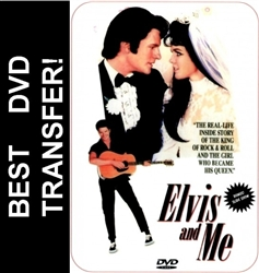 Elvis And Me DVD 1988
