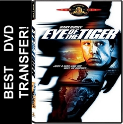 Eye Of The Tiger DVD 1986