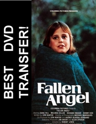 Fallen Angel DVD 1981