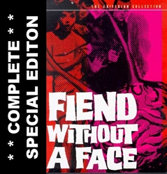 Fiend Without A Face DVD 1958
