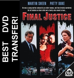 A Matter Of Justice DVD 1993 Patty Duke Final Justice