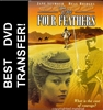 The Four Feathers DVD 1978