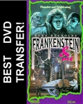 Frankenstein and Me DVD 1997