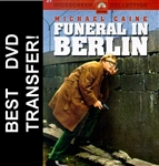 Funeral In Berlin DVD 1966