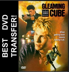 Gleaming the Cube 1989 Film on DVD