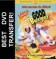 Good Burger DVD 1997