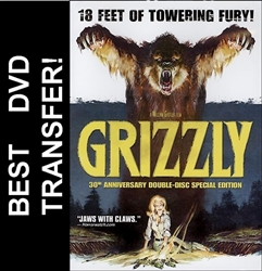 Grizzly DVD 1976