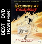 The Groundstar Conspiracy DVD 1972