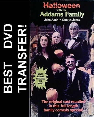 halloween with the new addams family dvd 1977 larger photo email a friend