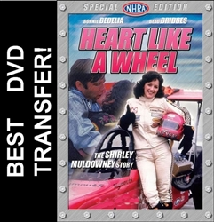 Heart Like A Wheel DVD 1983