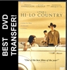 The Hi Lo Country DVD 1998