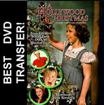 A Hollywood Christmas DVD 1996
