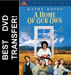 A Home Of Our Own DVD 1993