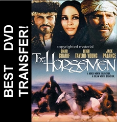 The Horsemen DVD 1971