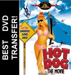 Hot Dog The Movie DVD 1984