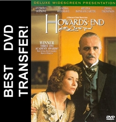 Howards End DVD 1992