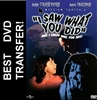 I Saw What You Did DVD 1965