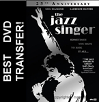 The Jazz Singer DVD 1980