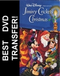 Jiminy Crickets Christmas DVD 1986 aka A Gift From All Of Us To You