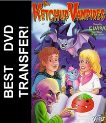 The Ketchup Vampires DVD 1995