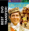 King Of Hearts DVD 1966