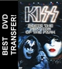 KISS Meets The Phantom Of The Park DVD 1978
