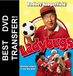 Lady Bugs Ladybugs DVD 1992