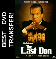The Last Don DVD 1997