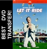 Let It Ride DVD 1989
