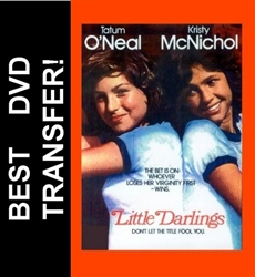 Little Darlings Movie DVD 1980