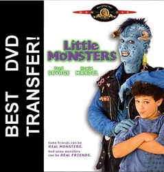 Little Monsters Full Movie on DVD