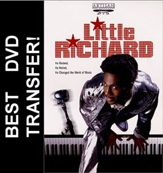 Little Richard DVD 2000 Leon TV Movie