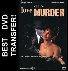 Love Can Be Murder DVD 1992