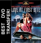 Love At First Bite DVD 1979