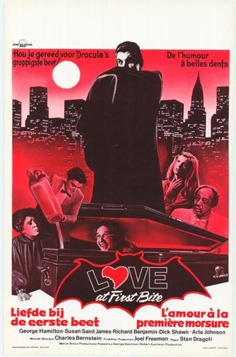 love at first bite movie