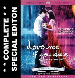 Love Me If You Dare DVD 2004
