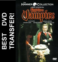 Lust For A Vampire DVD 1970