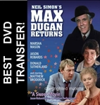Max Dugan Returns DVD 1983