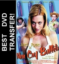 Men Cry Bullets DVD 1998