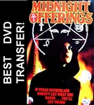 Midnight Offerings DVD 1981