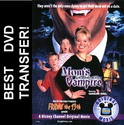 Mom's Got A Date With A Vampire DVD 2000